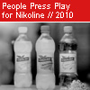 People Press Play - These Days for Nikoline - 2010