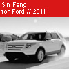 Sin Fang - Catch The Light for Ford - 2011